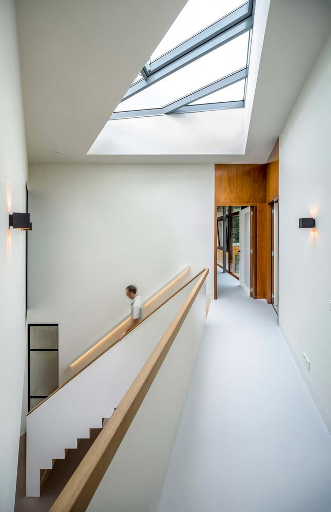 Дизайн интерьера дома в стиле минимализм от Moke Architecten
