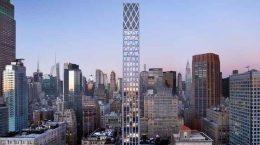 Morris Adjmi Architects построит готический небоскреб в Нью-Йорке