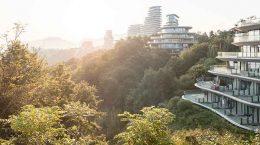 MAD Architects строит горную деревню на востоке Китая | фото