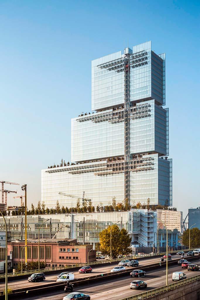 «Трибунал де Пари»: крупнейший судовой кластер в Европе