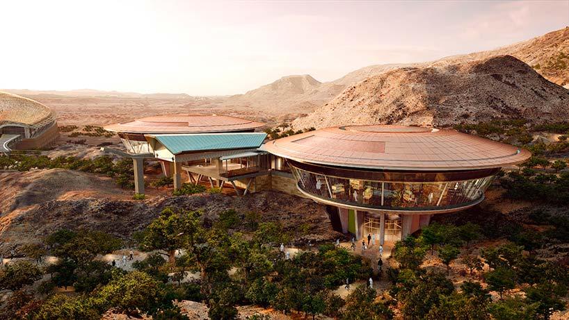 Проект «Оманского ботанического сада»