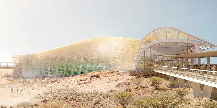 В Омане построят крупнейший экологический оазис мира | фото