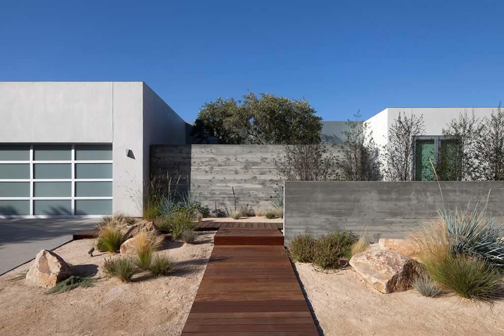 Дом в Лос-Анджелесе от Ehrlich Architects