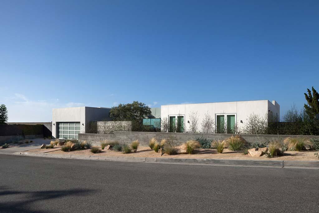 Новый дом в Лос-Анджелесе от Ehrlich Architects