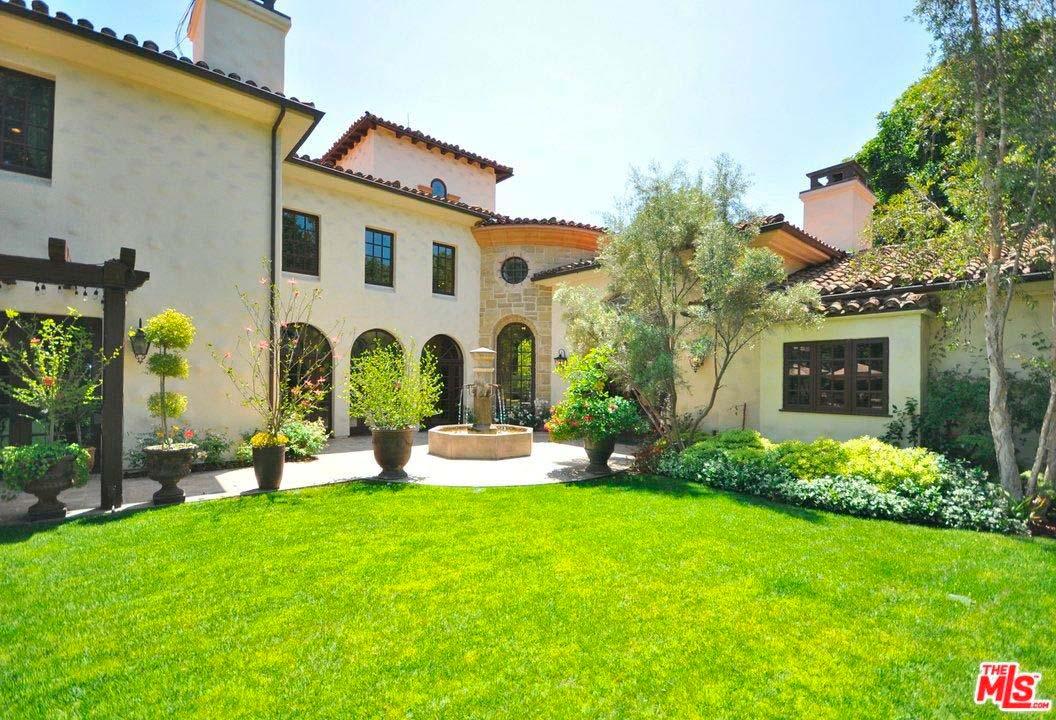 Недвижимость Зигги Марли в Лос-Анджелесе