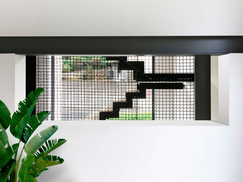 Дизайн лестницы от URBAN architectes