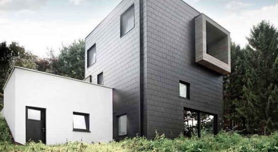 Дом в сельской местности в Бельгии от URBAN architectes | фото