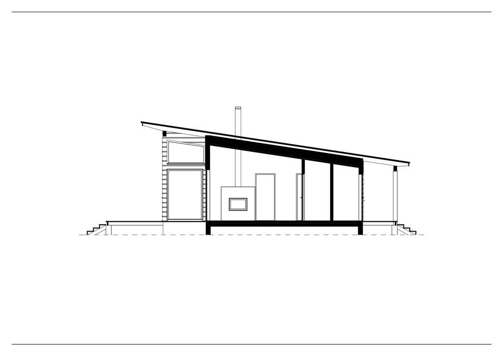 Проект финского дома из клееного бруса от Pluspuu Oy