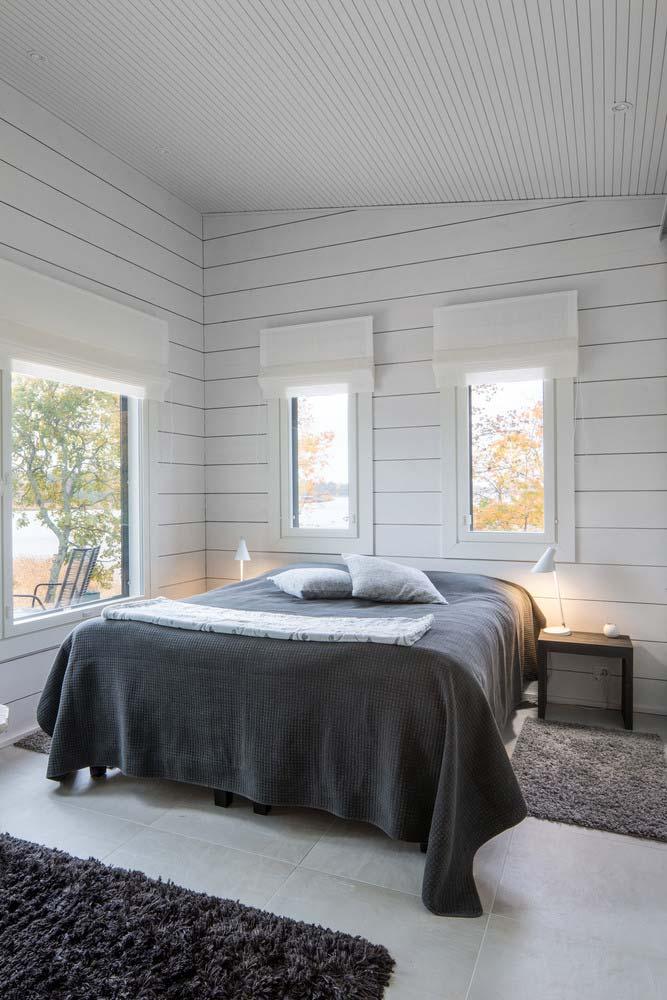 Финская спальня от Pluspuu Oy