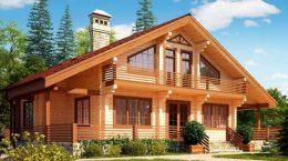 Дома из профилированного бруса. Основные преимущества