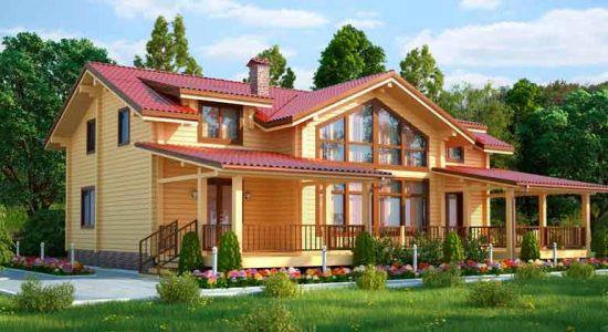«Формула Дома»: способ построить деревянный дом быстро