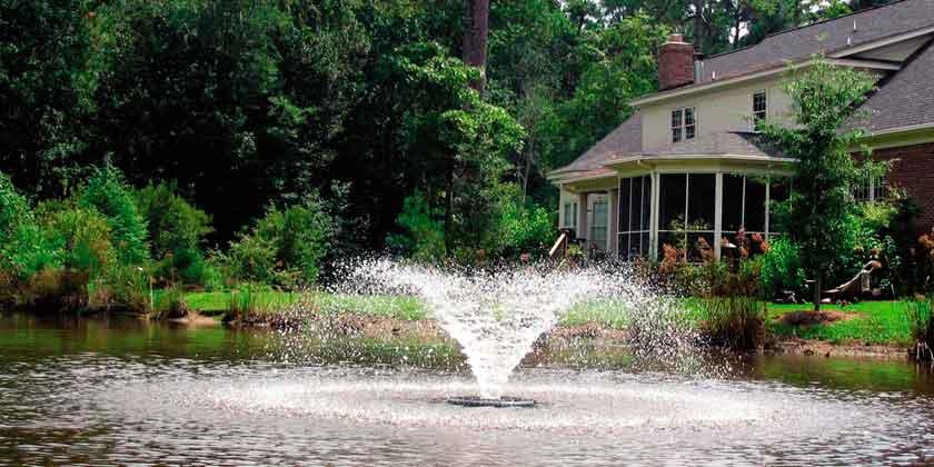 Как проектируется и строится фонтан?
