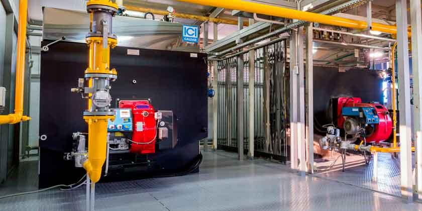 Оборудование для котельной на предприятии: поставки от КЭП