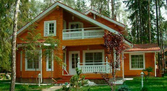 СК «Одрина»: строительство каркасно-щитовых домов под ключ