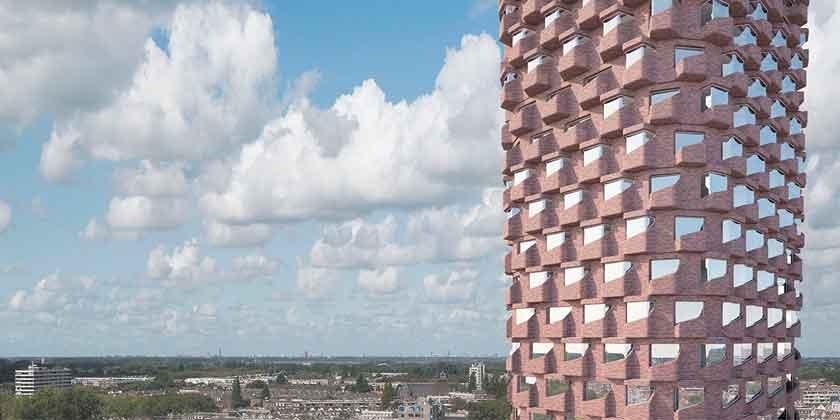 Matthijs la Roi построит самый высокий небоскреб в Нидерландах