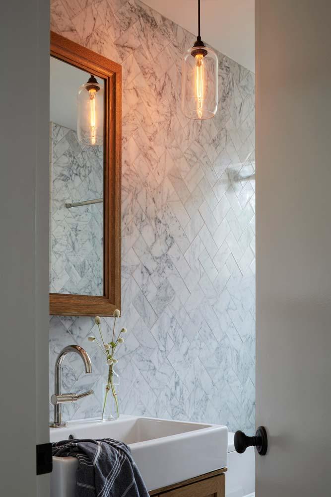 Дизайн ванной комнаты в каменном доме от TAKATINA LLC