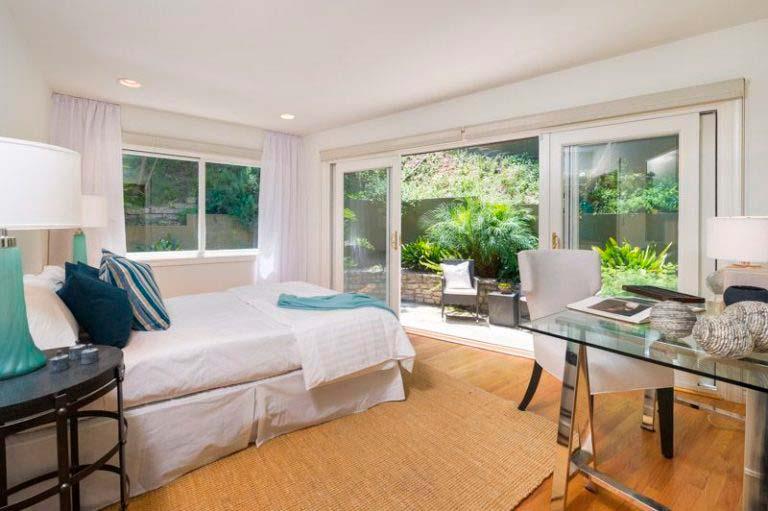 Дизайн интерьера дома в Голливуде, Калифорния