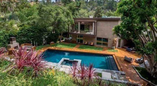 Актриса Челси Хэндлер продает дом в Лос-Анджелесе | фото, цена