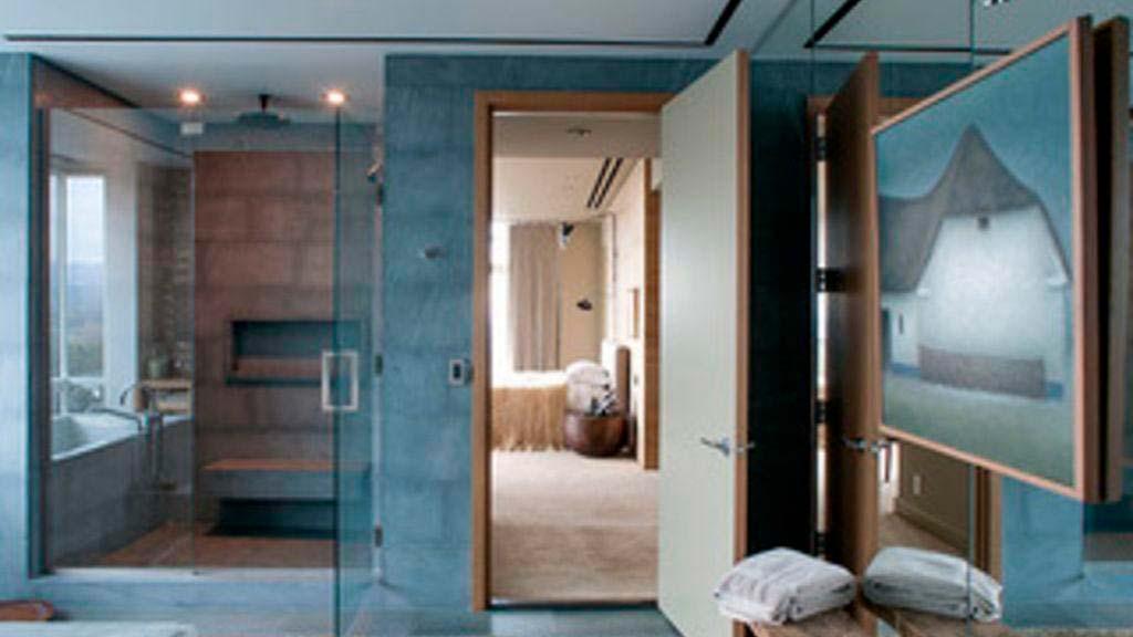 Фото квартиры Эллен Дедженерес внутри