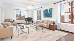 Брюс Уиллис продает квартиру в центре Нью-Йорка | фото, цена