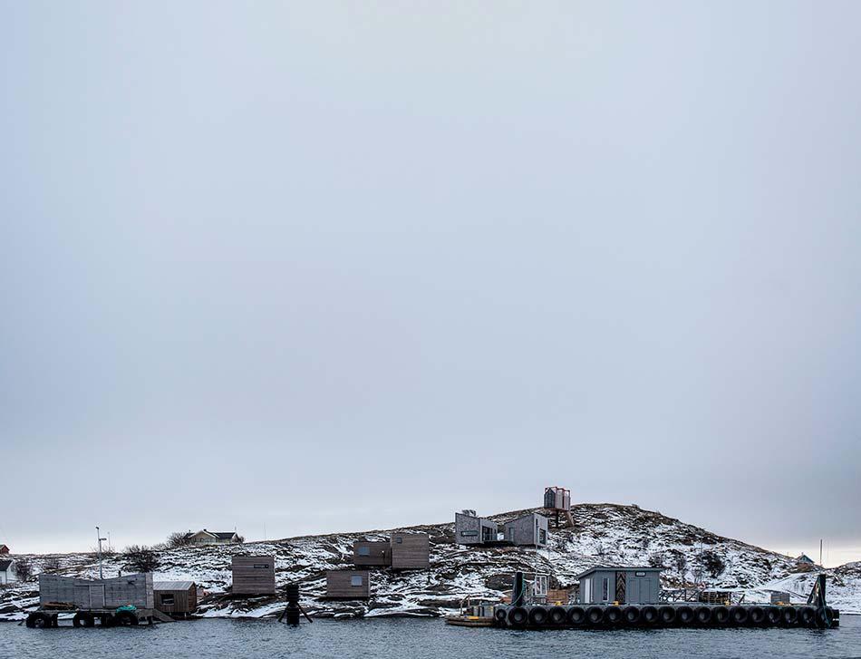 Деревянные дома в Норвегии от TYIN Tegnestue