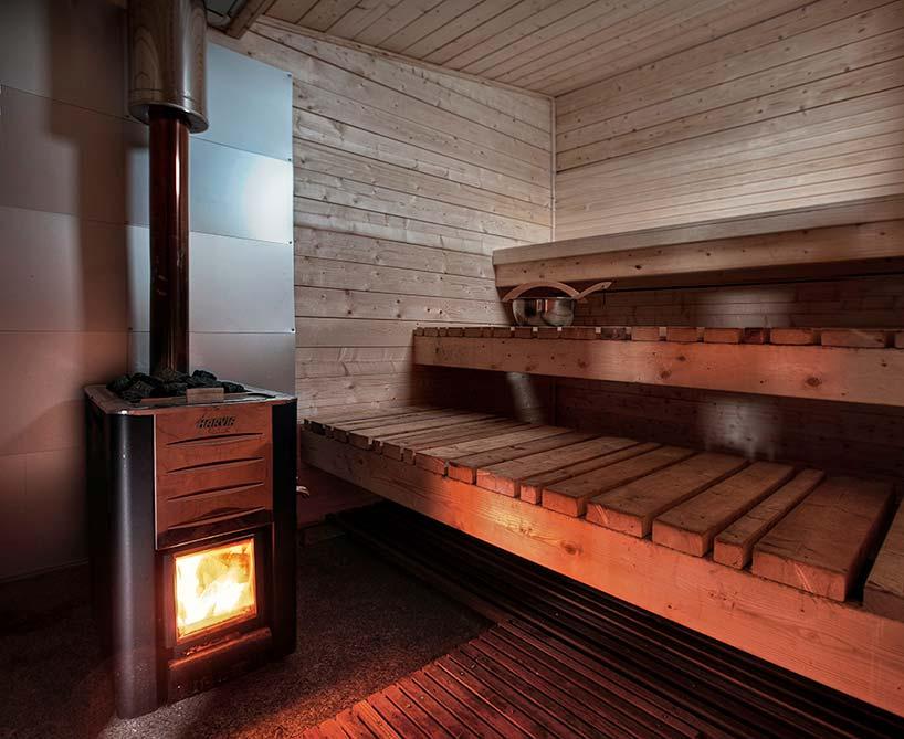 Норвежская баня от TYIN Tegnestue