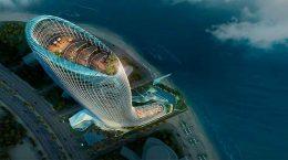 AS+R построит 55-этажный небоскреб для элитного отеля в ОАЭ