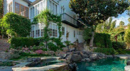 Кайл Маклахлен из «Твин Пикс» сдает дом в Голливуде в аренду