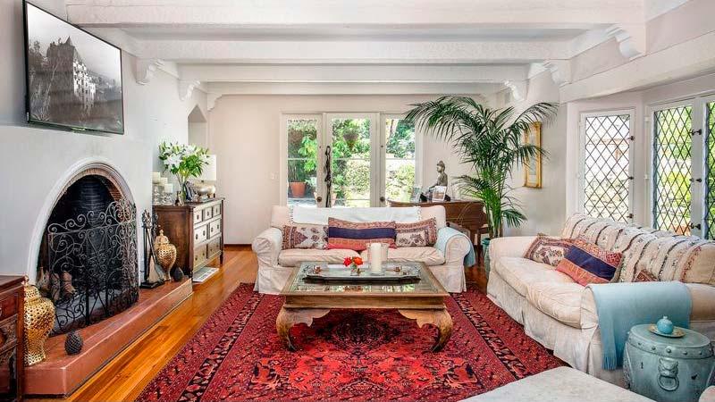 Фото | Интерьер дома в стиле кантри