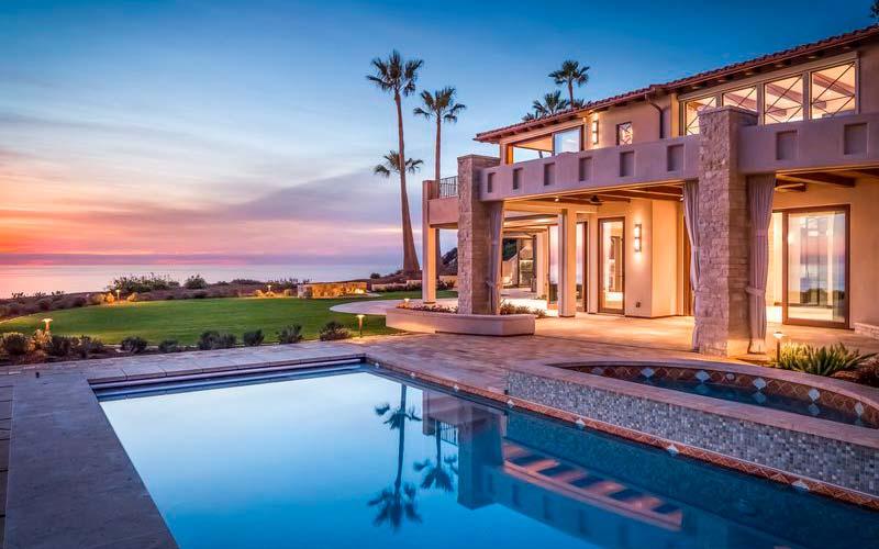 Самый дорогой дом в Сан-Диего за 10 лет