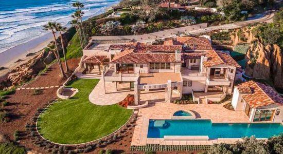 Продан самый дорогой дом в Сан-Диего за 10 лет | цена, фото
