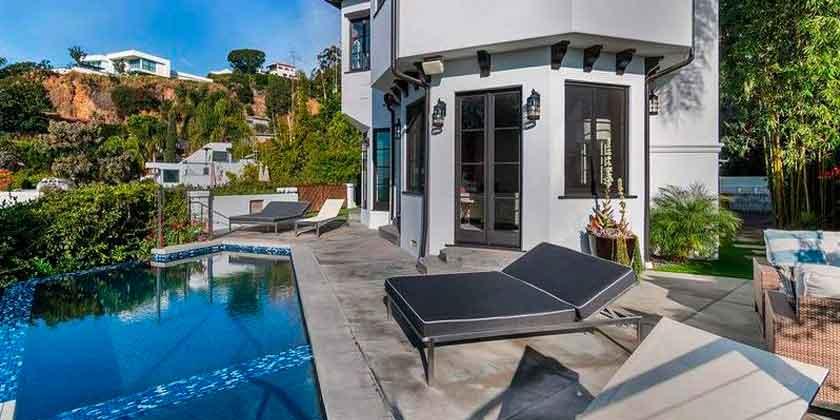 Продается дом Майка Майерса в Голливуде   фото, цена
