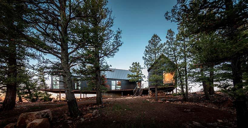Энергонезависимый дом в Колорадо