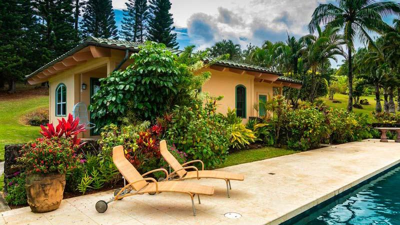 Дом Сэмми Хагара на Гавайях