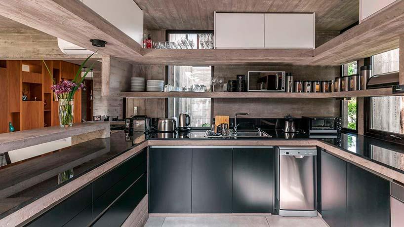 Hi-Tech кухня