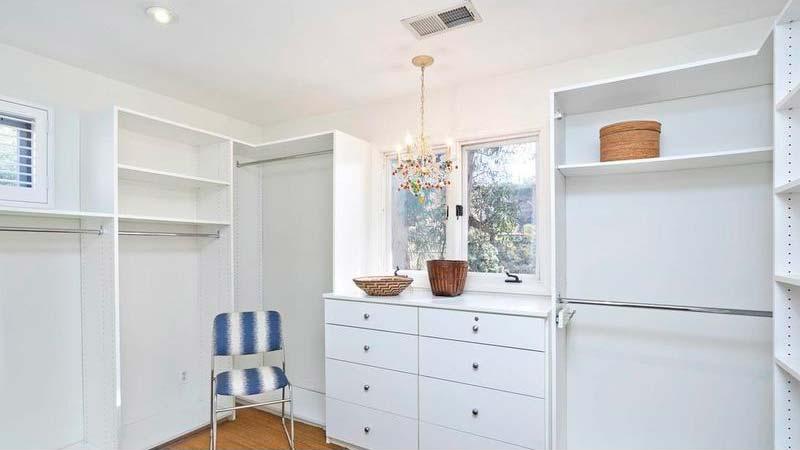 Дизайн домашнего гардероба