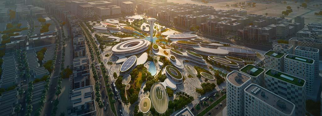 Мега-стройка Zaha Hadid Architects в Шардже на $6,8 млрд