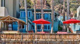 Эдвард Нортон продает пляжный дом в Голливуде | фото и цена