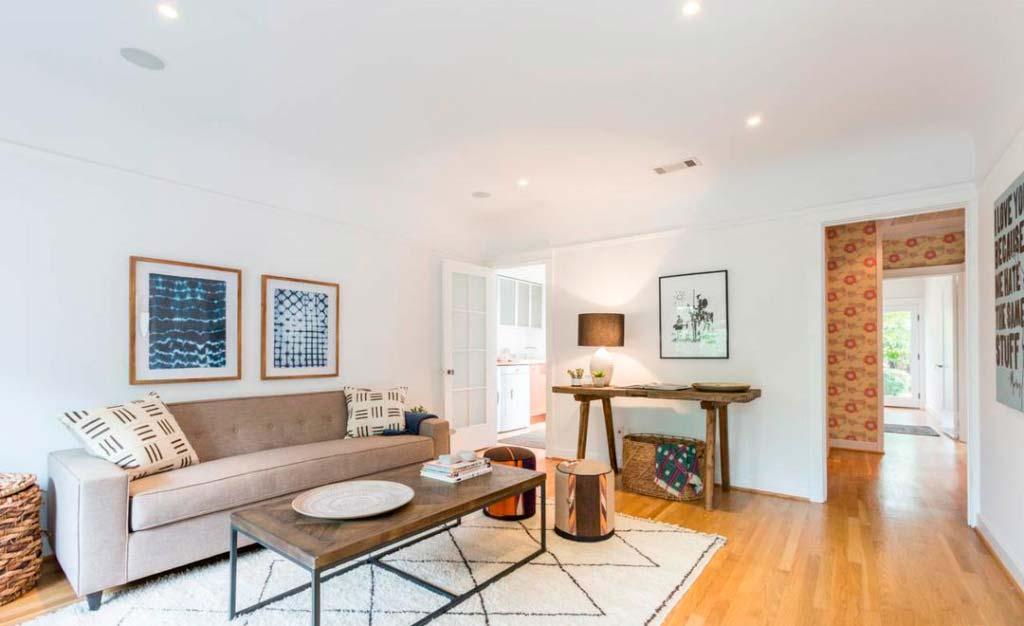 Дизайн дома внучки Элвиса Пресли