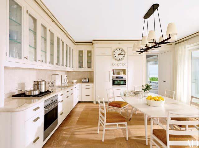 Интерьер кухни в доме за $21 млн