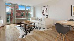 Кэндис Свейнпол продает пентхаус в Нью-Йорке | фото, цена