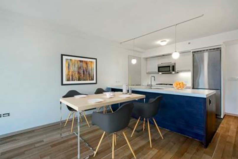 Дизайн интерьера квартиры Кэндис Свейнпол в Нью-Йорке