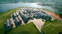 Zaha Hadid Architects построит школу, используя роботов