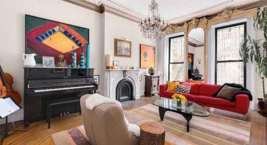Актриса Холли Хантер продает квартиру в Бруклине | фото, цена