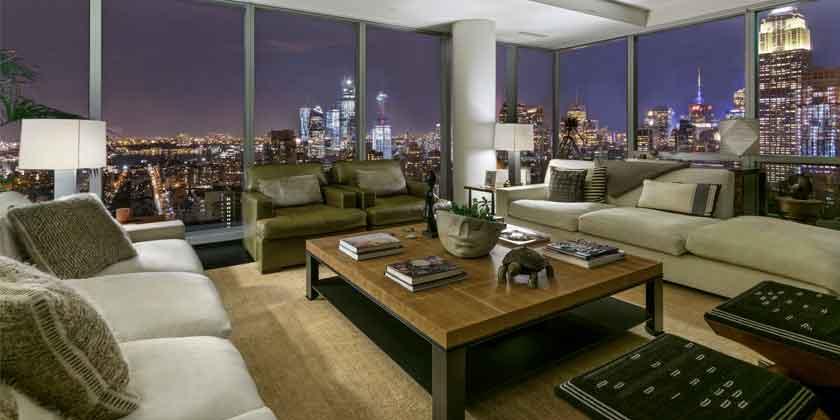 Жизель Бюндхен продает квартиру в Нью-Йорке | фото, цена