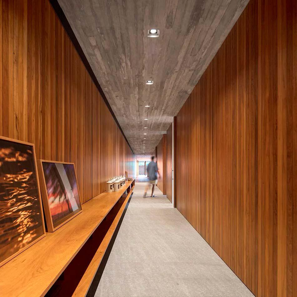 Дизайн коридора от Studio MK27