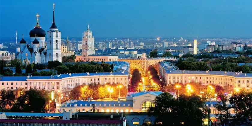 Воронеж - город с историей для души. Обзор рынка недвижимости