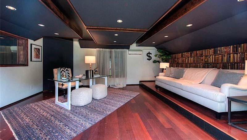 Дизайн домашнего кабинета Джексона Рэтбоуна