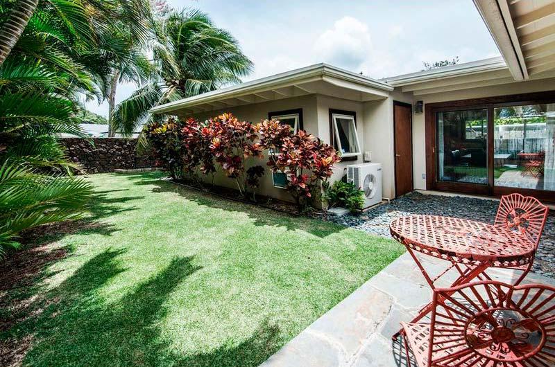 Бунгало на Гавайях с тремя спальнями