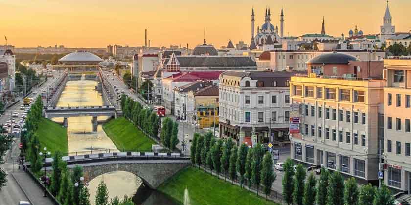 Сколько стоит двухкомнатная квартира в Казани. Обзор рынка